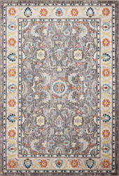 Bashian Dakota D113-Mh119 Grey Area Rug