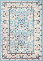 Bashian Dakota Mh115 Light Blue Area Rug