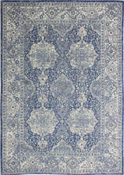 Bashian Everek E110-5363 Dark Blue Area Rug