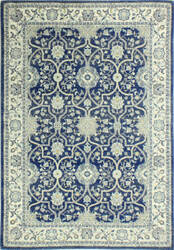 Bashian Everek E110-5397a Dark Blue Area Rug