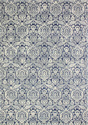 Bashian Everek E110-5440a Dark Blue Area Rug