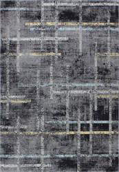 Bashian Everek E110-5337a Grey Area Rug