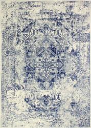 Bashian Everek E110-5437a Ivory-Blue Area Rug