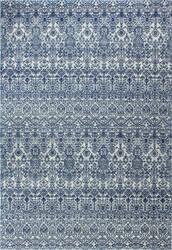 Bashian Everek E110-5465 Ivory - Blue Area Rug