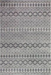 Bashian Everek E110-5474a Ivory - Grey Area Rug