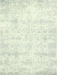 Bashian Everek E110-Mo748 Ivory-Silver Area Rug