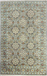 Bashian Heirloom H110-Hr107 Taupe Area Rug