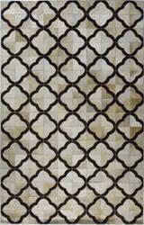 Bashian Santa Fe H112-H10 Ivory Area Rug