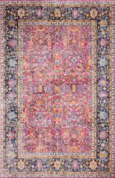 Bashian Heritage H114-Z054a Fuchsia Area Rug