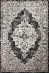 Bashian Mayfair M147-Mh513 Charcoal Area Rug