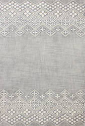 Bashian Venezia Cl150 Grey Area Rug
