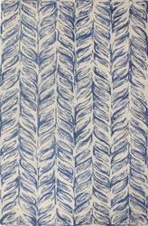 Bashian Rajapur R121-Al929 Ivory - Blue Area Rug