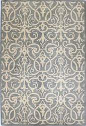Bashian Rajput R122-Rj156 Light Blue Area Rug