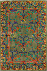 Bashian Wilshire R128-Hg122 Taupe Area Rug