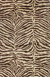 Bashian Greenwich R129-Hg241 Chocolate Area Rug