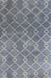 Bashian Greenwich R129-Hg265 Denim Area Rug