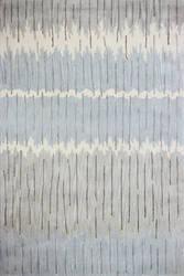 Bashian Greenwich R129-Hg369 Grey - Blue Area Rug