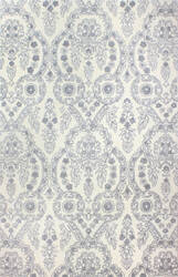 Bashian Greenwich Hg366 Ivory - Grey Area Rug