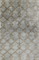 Bashian Greenwich R129-Hg265 Slate Area Rug
