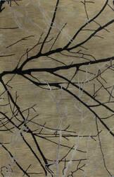 Bashian Greenwich R129-Hg250 Taupe Area Rug