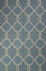 Bashian Verona R130-Lc151 Light Blue Area Rug