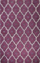 Bashian Verona R130-Lc148 Lilac Area Rug