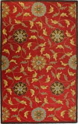 Bashian Valencia R131-Bal138 Red Area Rug
