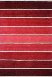 Bashian Contempo S176-Alm64 Red Area Rug