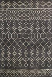 Bashian Chelsea S185-St258 Charcoal Area Rug