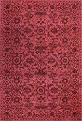 Bashian Chelsea St271 Red Area Rug