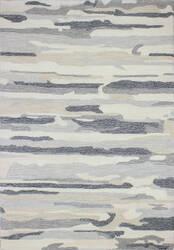 Bashian Norwalk Vw227 Ivory - Black Area Rug