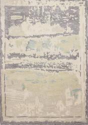 Bashian Norwalk S217-Vw230 Ivory - Grey Area Rug