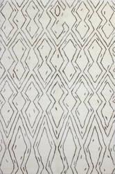 Bashian Norwalk S217-Vw203 White Area Rug