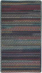 Capel Bunker Hill 0195 Dark Navy Area Rug