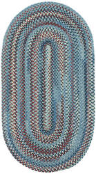 Capel Kill Devil Hill 210 Blue Area Rug