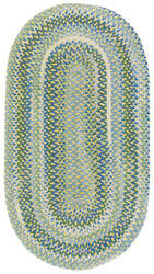Capel Waterway 470 Yellow Area Rug