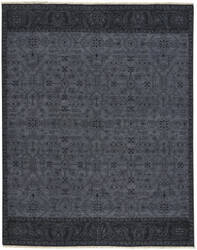 Capel Biltmore Barrier 1110 Dark Ash Ebony Area Rug