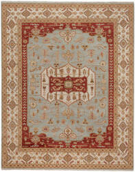 Capel Biltmore Plantation Voyage 1113 Blue Cream Area Rug