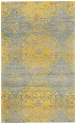 Capel Round About Ring Leader 1689 Honey Area Rug