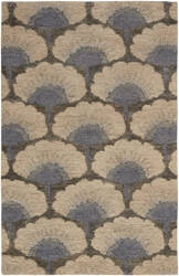 Capel Williamsburg Ina 1721 Ecru Area Rug