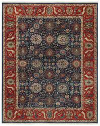 Capel Biltmore Constantinople Bidjar 1773 Blue Area Rug