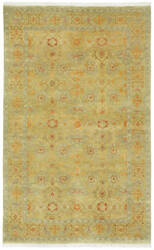 Capel Sullivan Street 1910 Yellow Area Rug