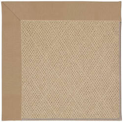 Capel Zoe Cane Wicker 1990 Biscuit Area Rug