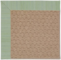 Capel Zoe Grassy Mountain 1991 Green Spa Area Rug
