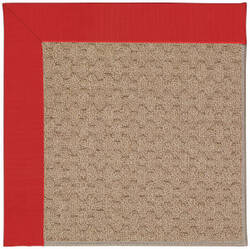 Capel Zoe Grassy Mountain 1991 Red Area Rug