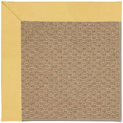 Capel Zoe Raffia 1992 Lemon Area Rug