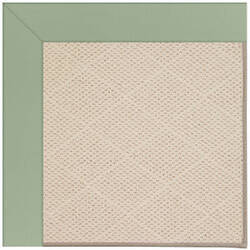 Capel Zoe White Wicker 1993 Light Jade Area Rug