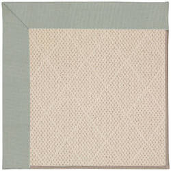 Capel Zoe White Wicker 1993 Marine Blue Area Rug