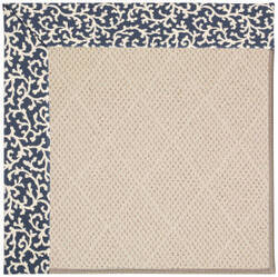 Capel Zoe White Wicker 1993 Midnight Area Rug