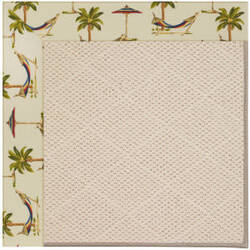 Capel Zoe White Wicker 1993 Beige Area Rug